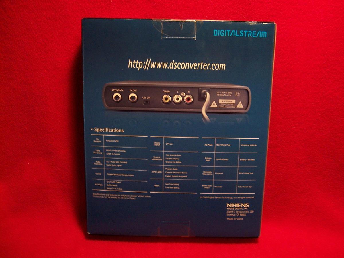 install digital stream dtv box part 1 rh hawestv com Exterior Wall Detail Viper 5704 Install Guide