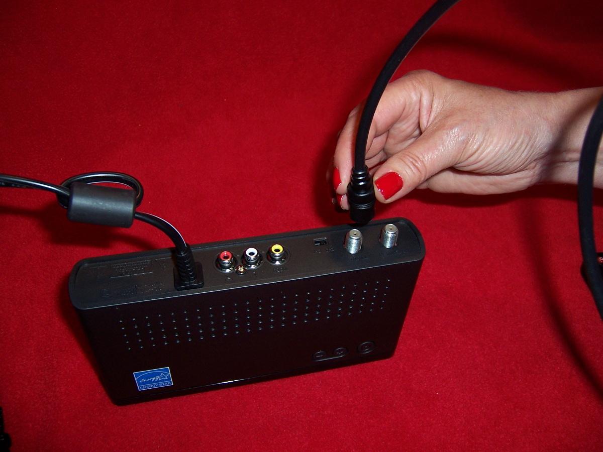 Install Digital Stream Dtv Box Part 2