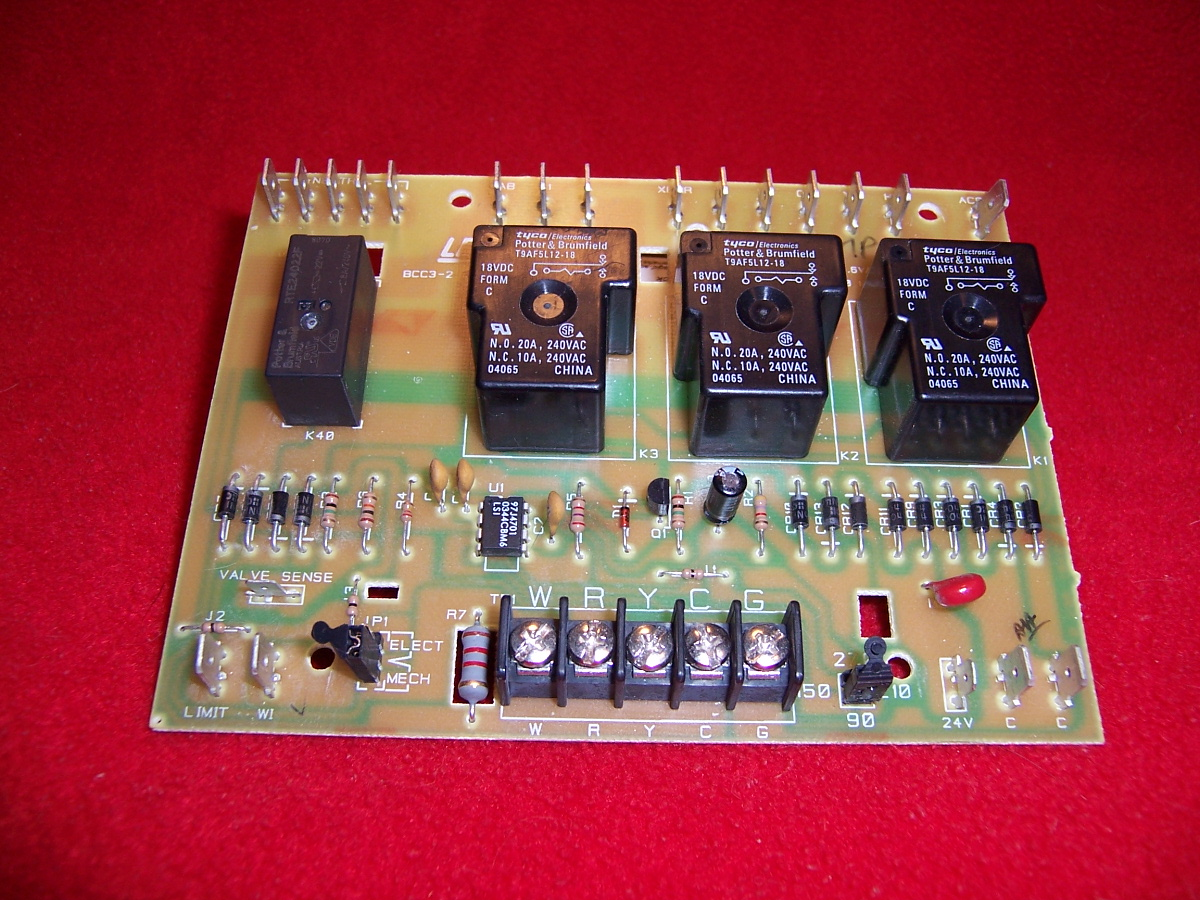 lennox furnace control board. in the box\u2022 blower control board lennox furnace