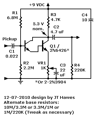 Lapel Microphone Circuit Diagram in addition Telephone Call Voice Changer Circuit as well Faq fetpre 7 furthermore UTC2025 low power audio  lifier 21393 additionally 64714 Koppla Datormikrofon Till Mixer Ljudkort. on electret microphone amplifier circuit diagram